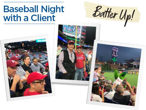 Collage BaseballNight